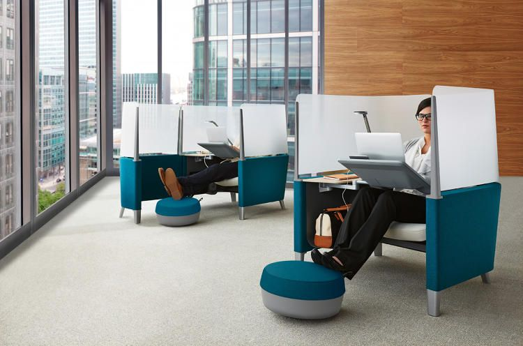 Can't Focus In Your Open Office? Wrap Yourself In This New