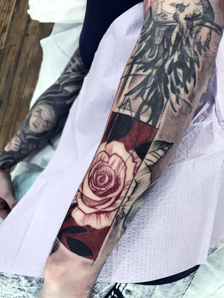 Eclectic art tattoo lansing mi tattoos sleeve tattoos
