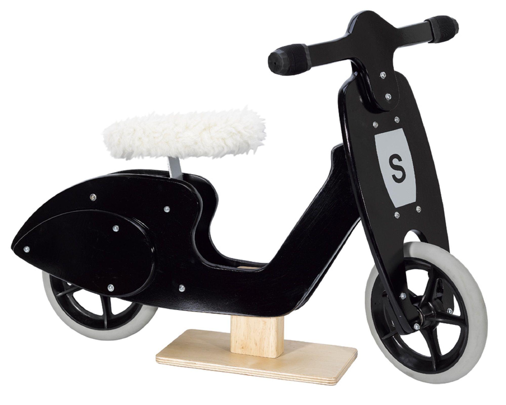 Skipper Black Balance Scooter Balance Bike Pinterest