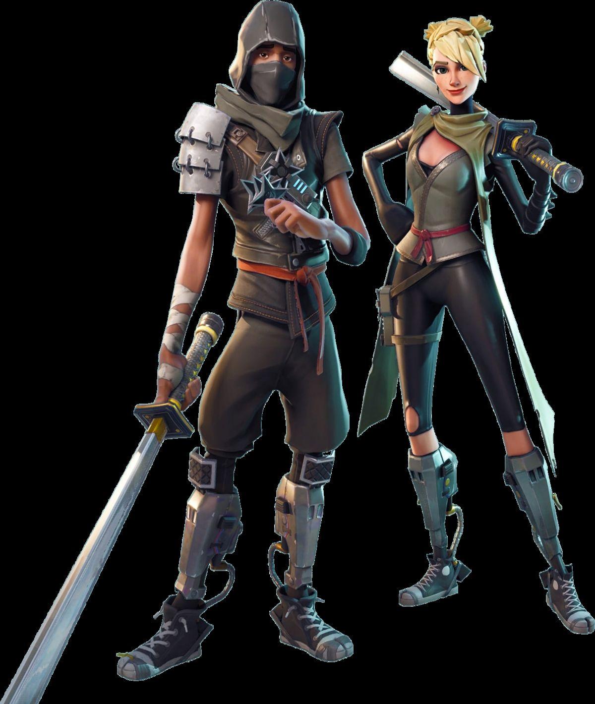 Red Jade Fortnite Skin Png Ninja Fortnite Wiki Di 2020