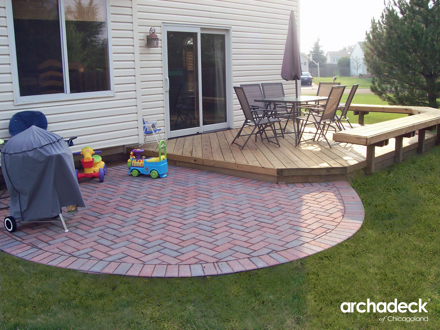 How To Determine How Much Space You Need For Your Deck Or Patio