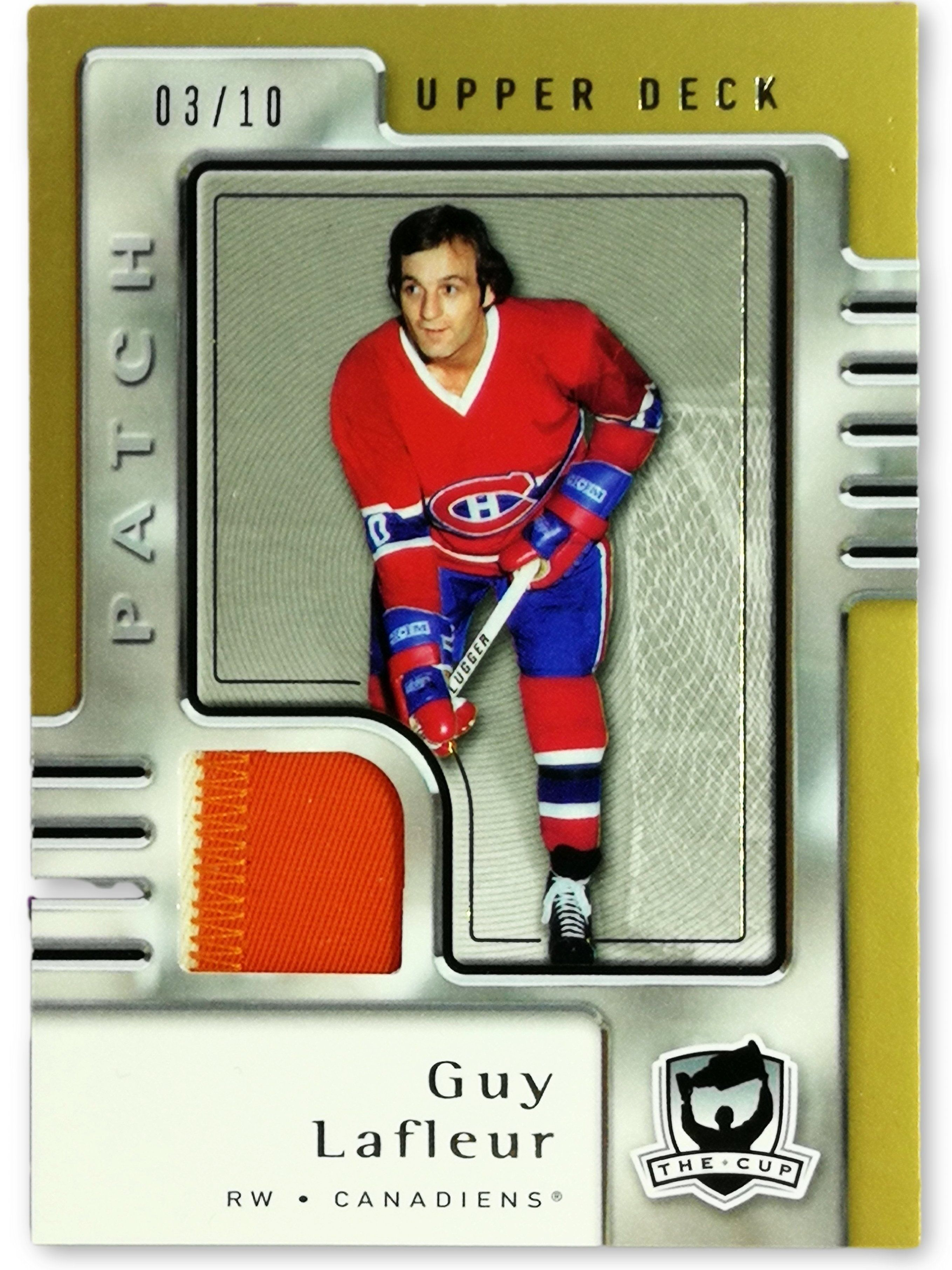 Guy Lafleur 03/10 2006-07 The Cup Gold Patches #46
