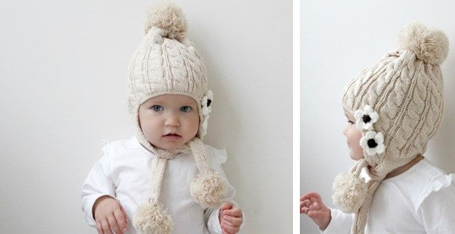 Cozy & Cute Cable Knit Hats! 2 Colors to Choose From! | Jane