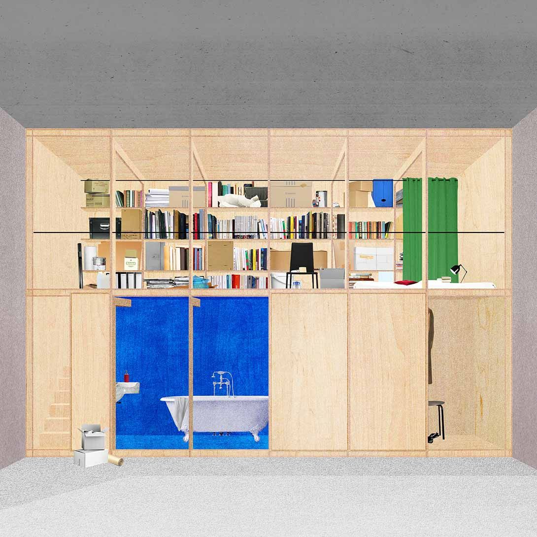 Communal Villa Arhitektura Dizajn Interera Proekty