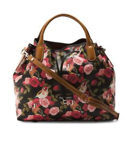 Cavalcanti Women S Made In Italy Leather Drawstring Handbag Free Shipping Nwt Ebay
