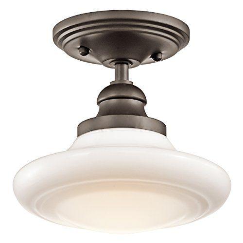 Kichler Lighting 42268oz Keller 1 Light Convertible Fixtu