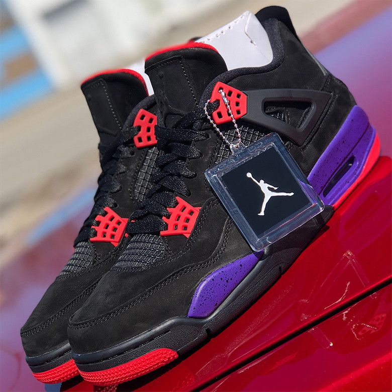 103185ba18336e Another Look At The Air Jordan 4 NRG Raptors