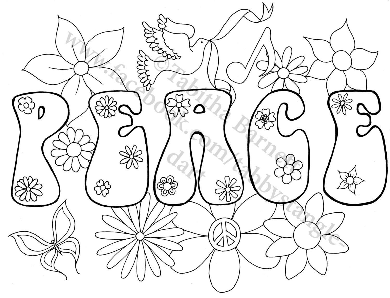 27 Inspired Image Of Peace Coloring Pages Entitlementtrap Com Earth Coloring Pages Coloring Pages Mandala Coloring Pages