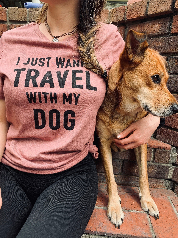 017686c7 Dog Shirts for Women, Dog Mom Shirt, Vacation Shirt, Dog Mama, Dog ...