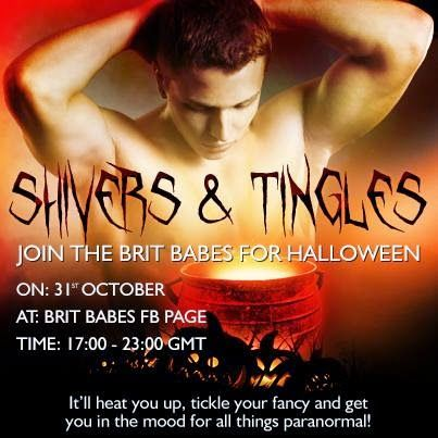 Shivers and Tingles - Party with the Brit Babes.