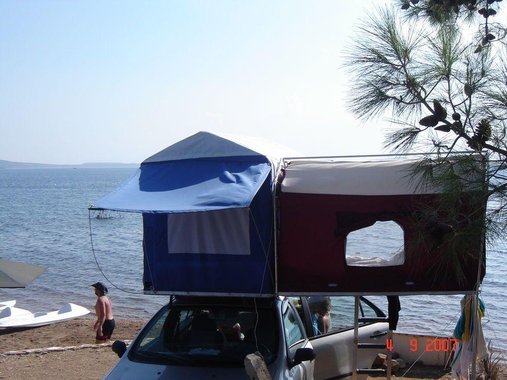 Car tent & Roof Top Car Camper | Car top tent Tents and Car camper