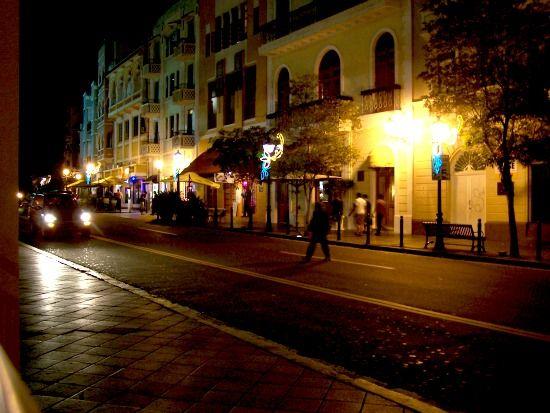 Old San Juan nightlife
