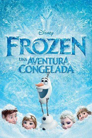 Frozen Una Aventura Congelada Película Completa Online Peliculas De Disney Peliculas Infantiles De Disney Películas De Animación