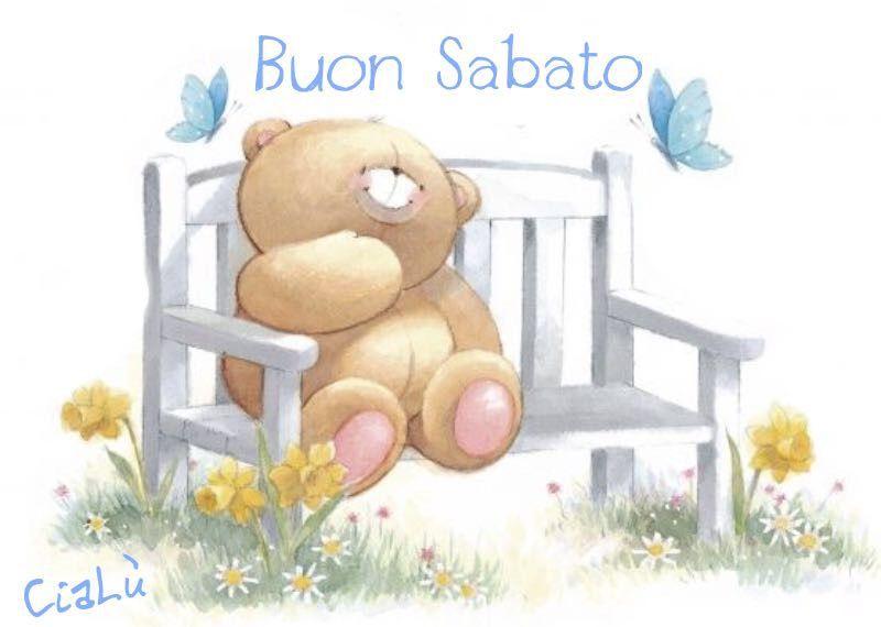 Buon Sabato | Buon Giorno Italia | Friends forever ...