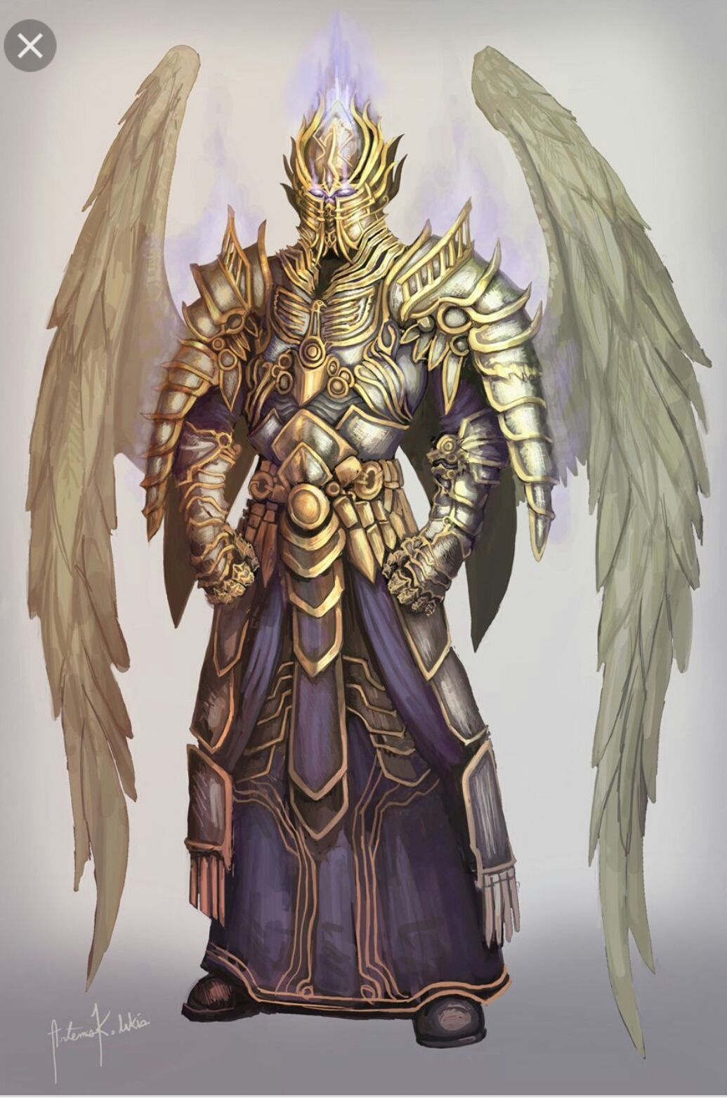 The Berserker Dragon King (Highschool dxd x oc) | Armors in