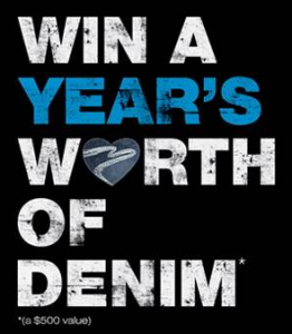 Win a Year's Worth on Maurices' Denim