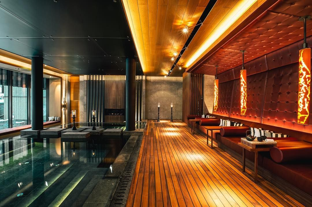 The Chedi Andermatt On Instagram Sunday Spa Day No Better