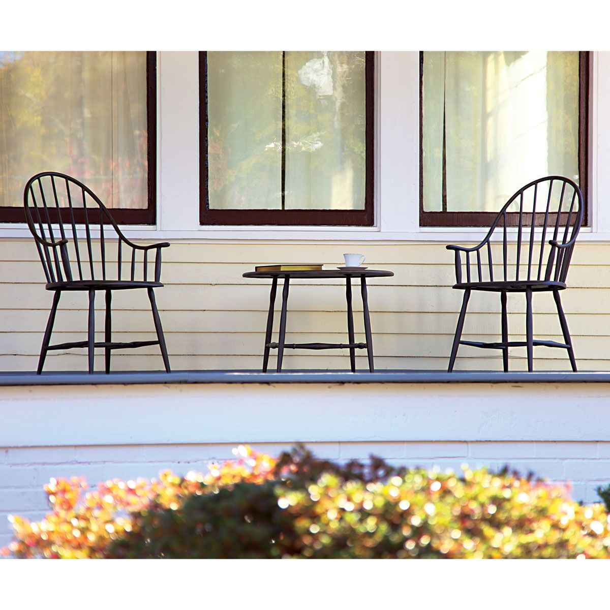 Cast Aluminum Outdoor Chair Concord Collection