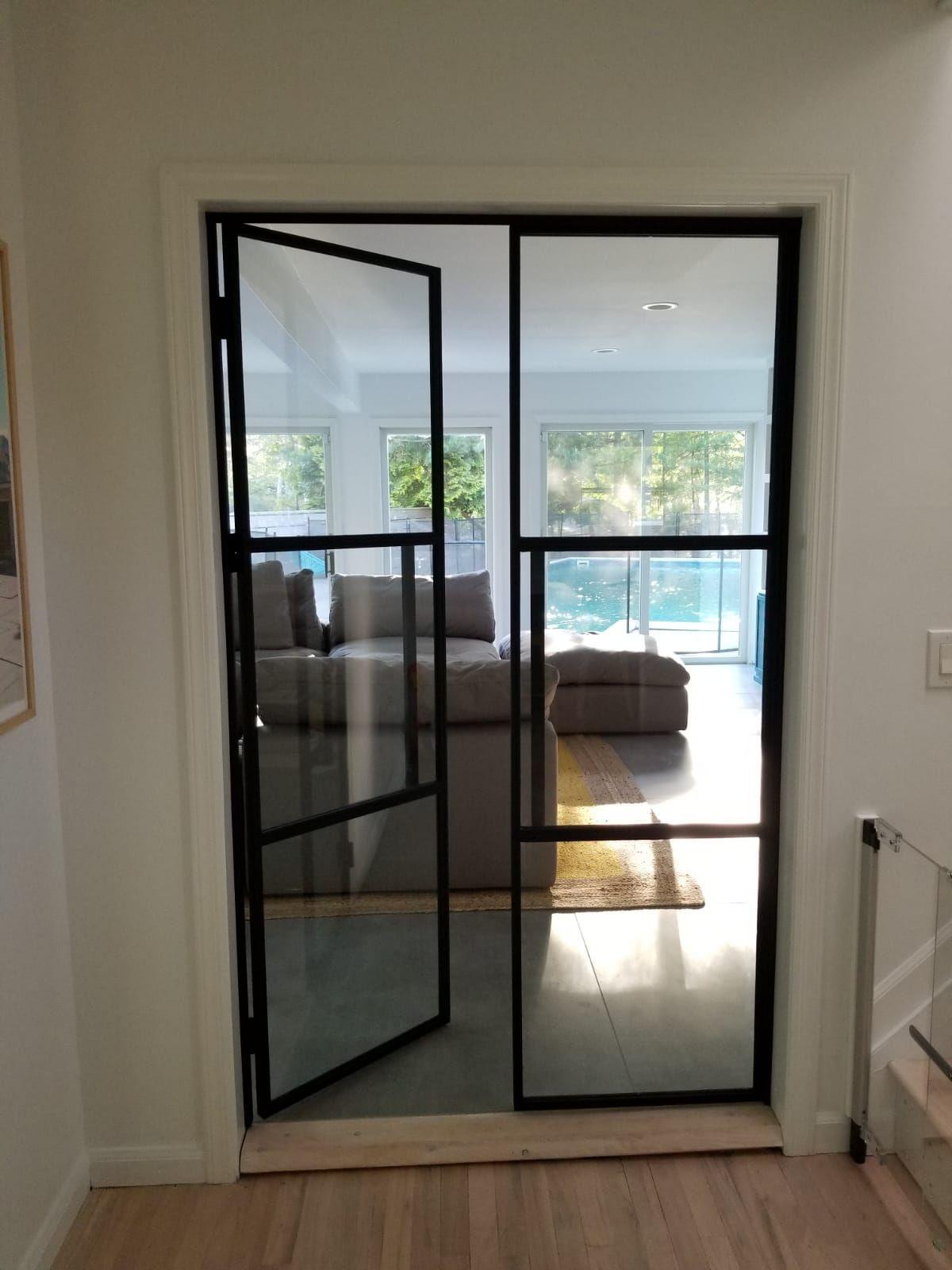 Bespoke French Doors Internal Glass Doors Glass Doors Interior Crittal Doors