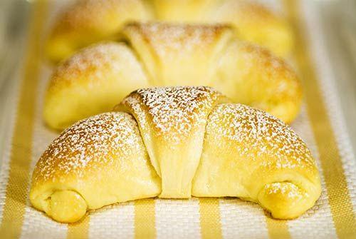 Lemon Croissant <3