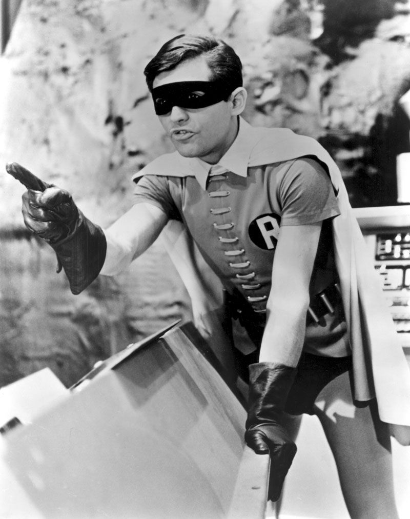 robin aye aye robin aye!!!!!!!!!!!!! Batman tv series