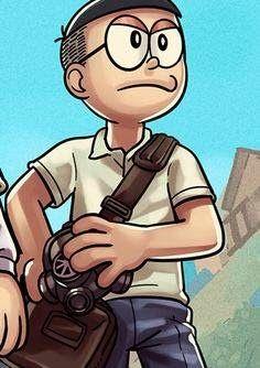 Gambar Kartun Nobita : gambar, kartun, nobita, Gambar, Kartun, Manusia, Keren, Nobita, Doraemon, Wallpaper, Download, Animasi, Pendek, Gi…, Kartun,