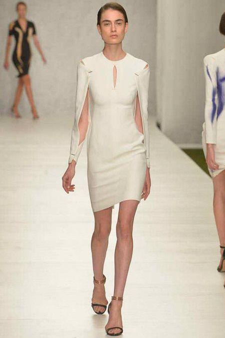 marios schwab london spring 2014 dress to impress