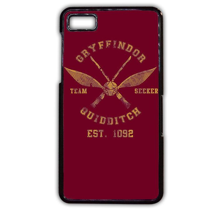 Gryffindor Quidditch Seeker Tatum 4926 Blackberry Phonecase Cover