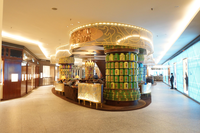 Tea Room in Star Hill Gallery, Kuala Lumpur, Malaysia
