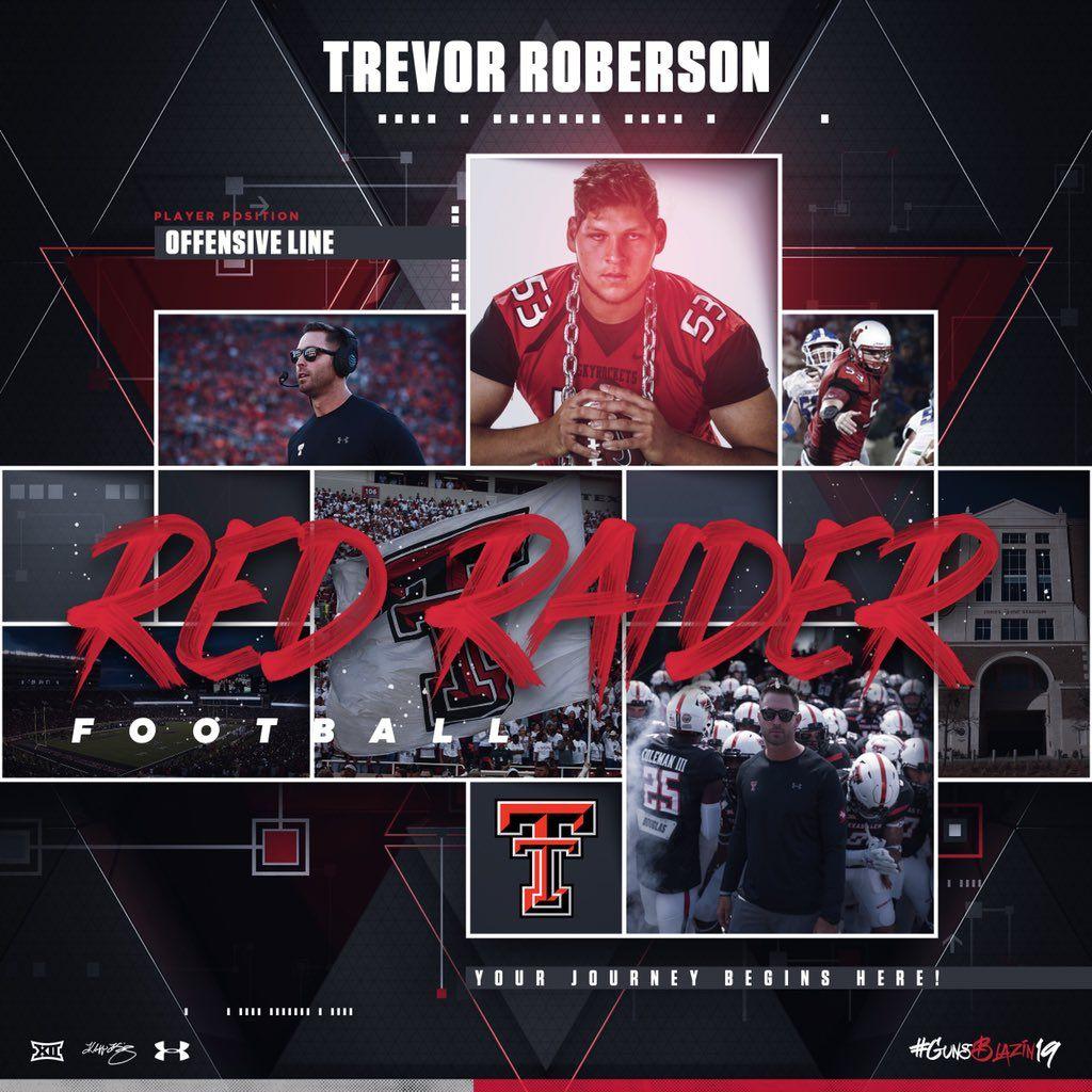 Texas Tech College football recruiting, Football