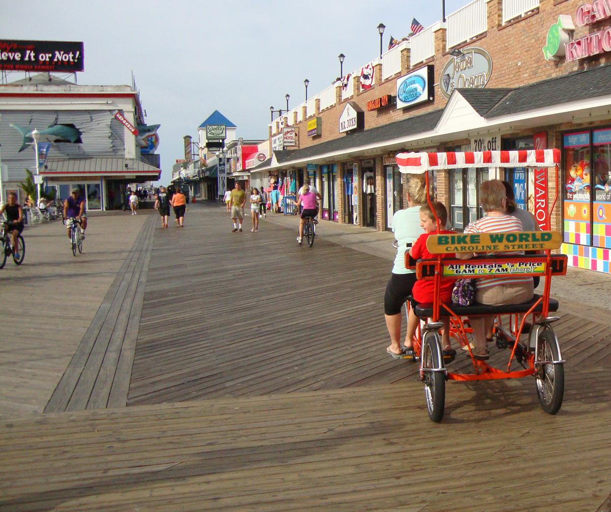 Surrey Rental Ocean City Md