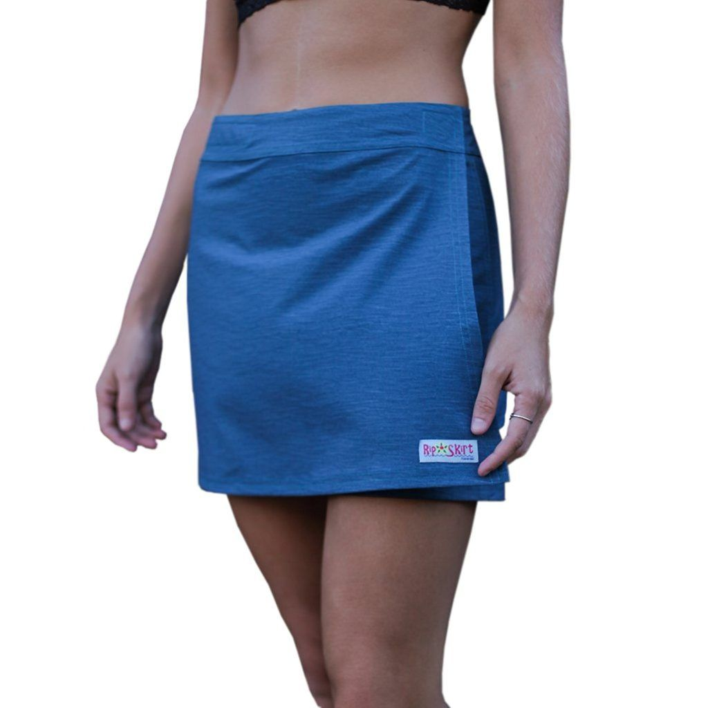 Length 1 RipSkirt Hawaii Quick Wrap Athletic Cover-up That Multitasks as The Perfect Travel//Summer Skirt
