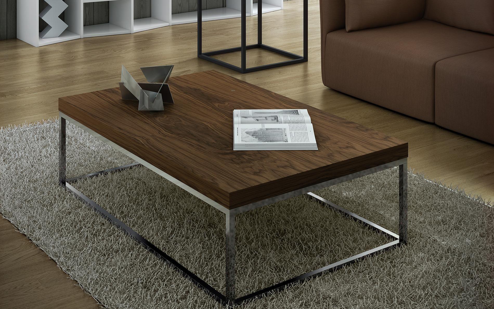 temahome couchtisch prairie braunes holz sehr schick und edel einfach gehaltene linien in. Black Bedroom Furniture Sets. Home Design Ideas