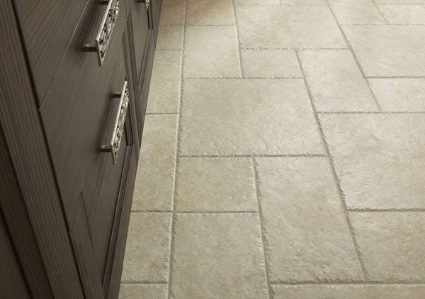 Piastrella da cucina da pavimento in gres porcellanato smaltata