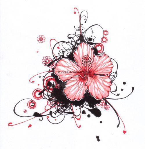 tatuajes de flores - Buscar con Google