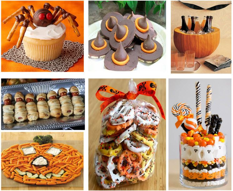 halloween food ideas - Google Search eventos y fiestas Pinterest