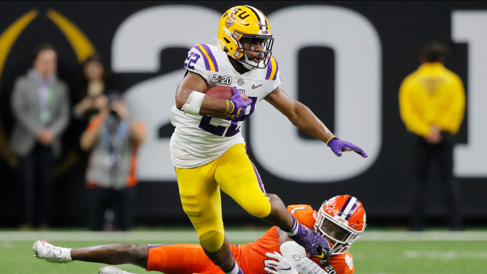 Lsu Wins National Championship With 42 In 2020