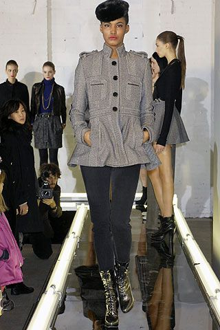 Alexander Wang | Fall 2007 Ready-to-Wear Collection | Style.com