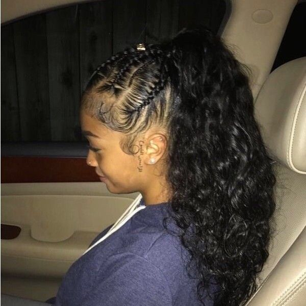 Pin By Jayla Pool On Polyvore Pinterest Hair Hair Styles And Braids