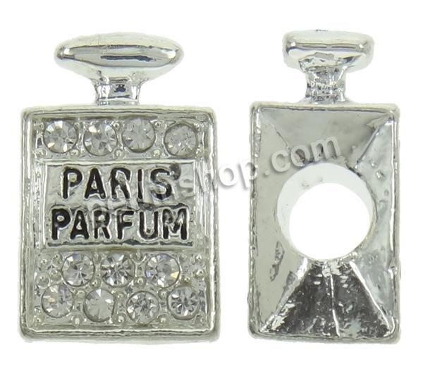 Europa Perlen, Parfümflasche http://www.perlinshop.com/Produkt/Zink-Legierung-Europa-Perlen_p187755.html?Utm_rid=78048