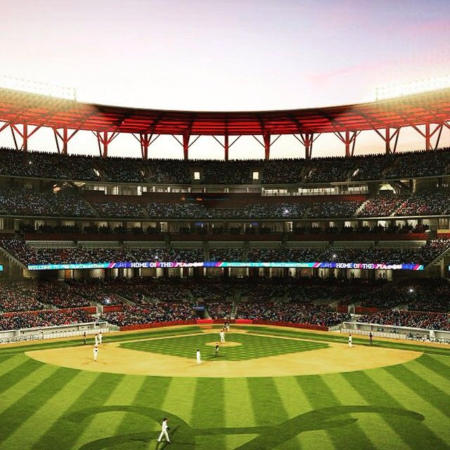 Suntrust Park On Instagram A New Look At The New Home Of The Atlanta Braves Suntrust Park Atlanta Braves Baseball Park