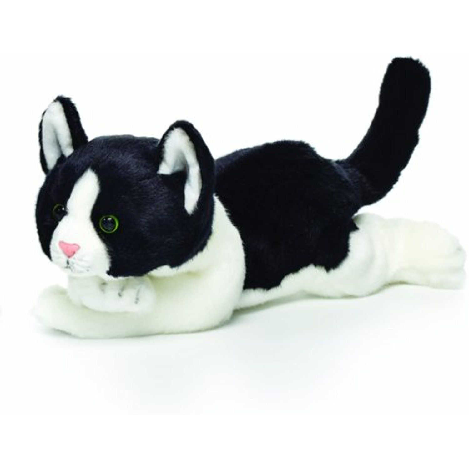 Nat And Jules Plush Toy Black And White Cat Large Want To Know More Click On The Image This Is Teddy Bear Stuffed Animal Cat Plush Animal Babies Toys