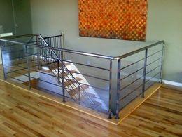 Plexiglass For Railings   Loft railing, Baby proofing ...