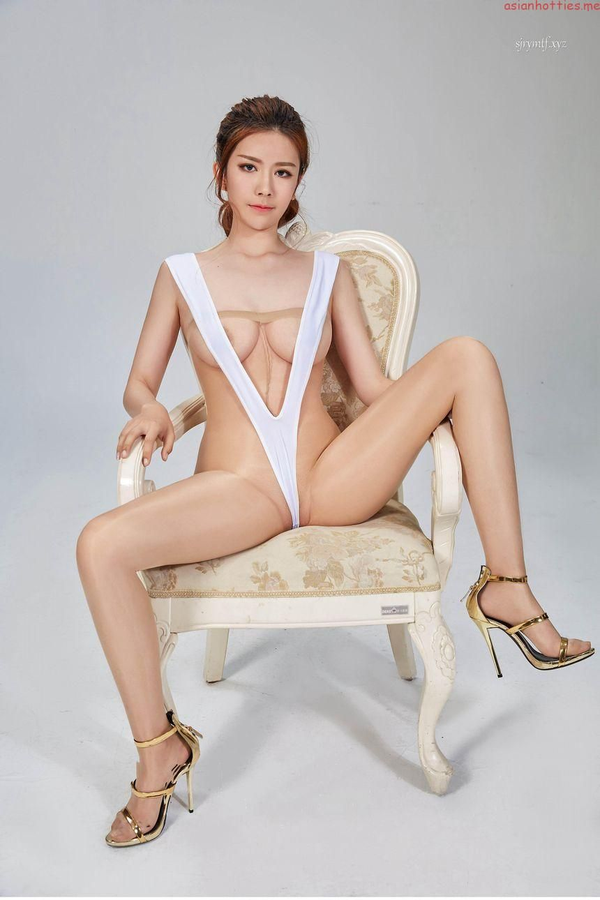 Zhao Mengjie Push Girl Chinese Models Nude Private