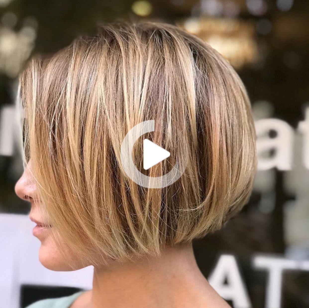 30++ Pinterest coiffure bob des idees