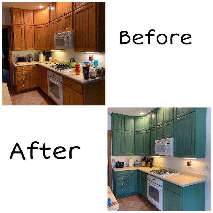Kitchen Cabinet Makeover In 2020 Kitchen Cabinets Makeover Kitchen Cabinets Kitchen