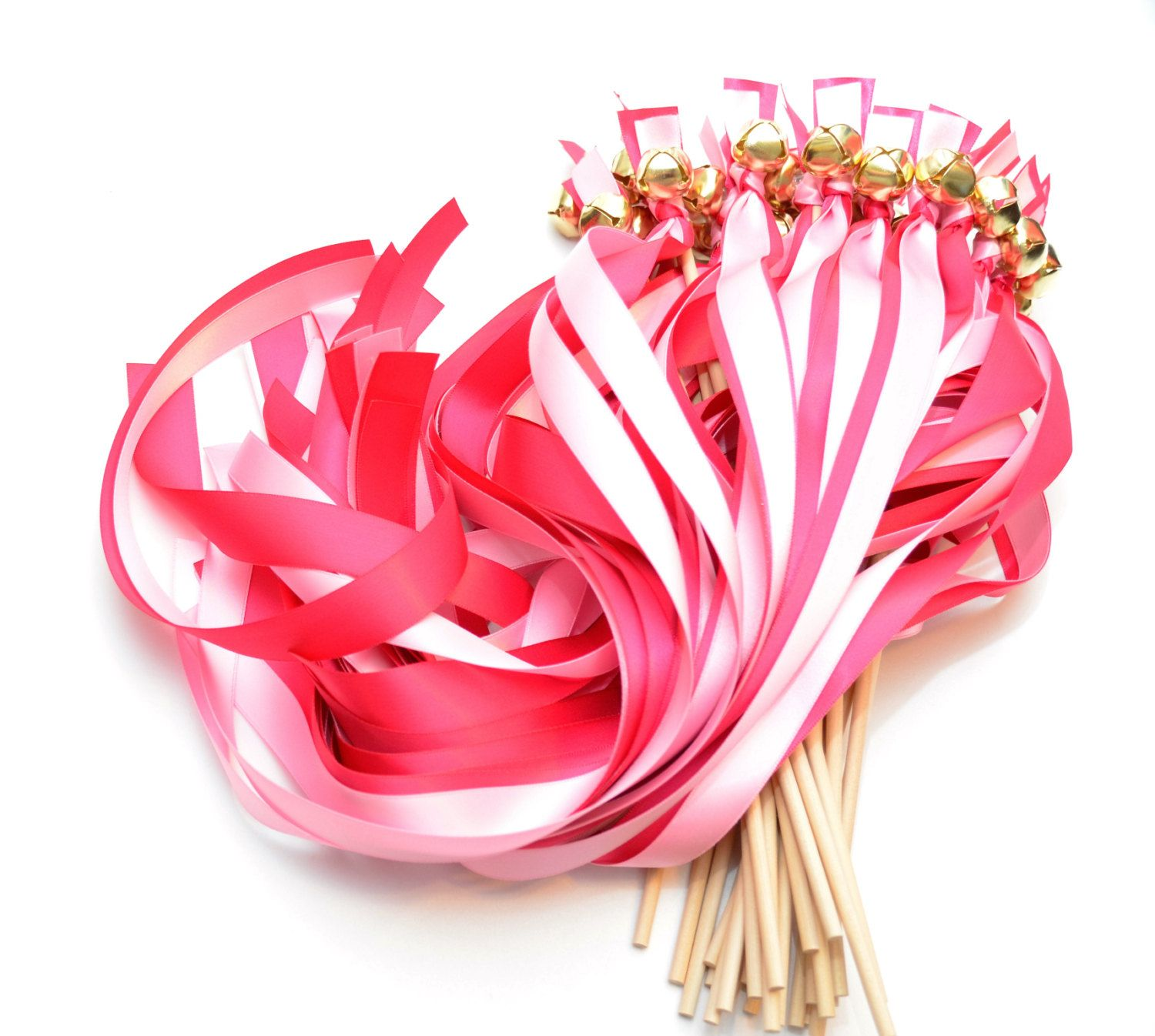 New Hairstyle For Wedding Ceremony: 100 Wedding Wands With Bells