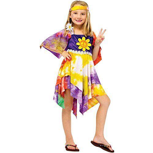 Tie Dye Hippie Costume for Kids  sc 1 st  Pinterest & Tie Dye Hippie Costume for Kids | Costumes and Hippie costume