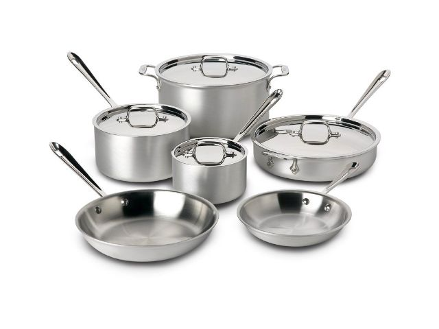 giveaway all clad stainless steel cookware worth 500 value i rh pinterest com