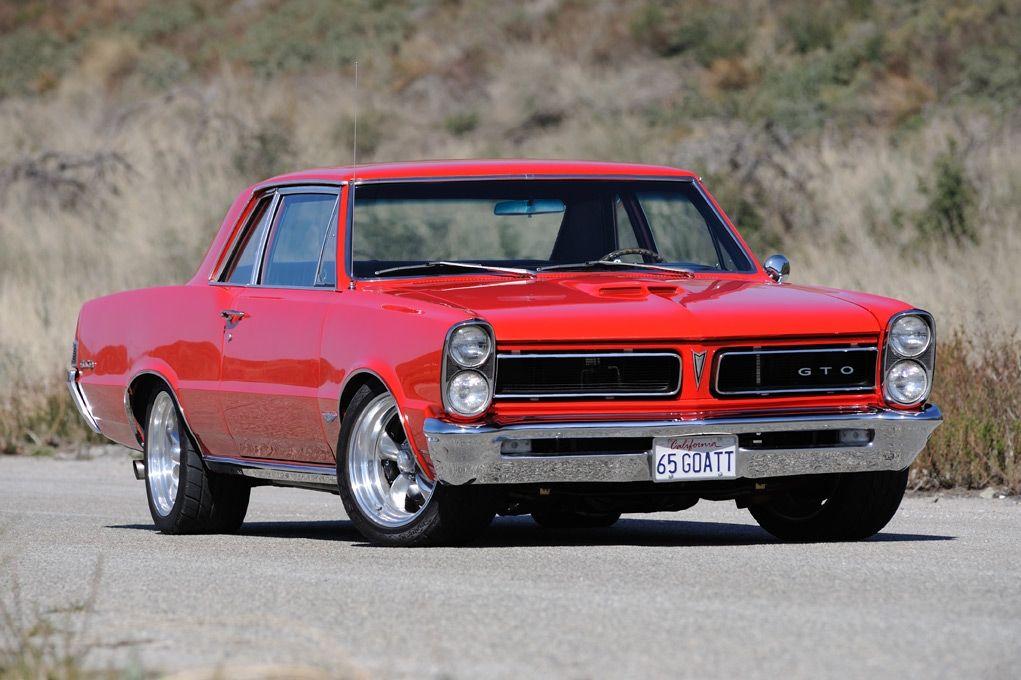 1965 Pontiac GTO  PONTIAC GOAT LUVLUUV LUUUUVV ME SOME GOAT
